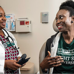 Wright State Physicians is now managing the university's Student Health Services
