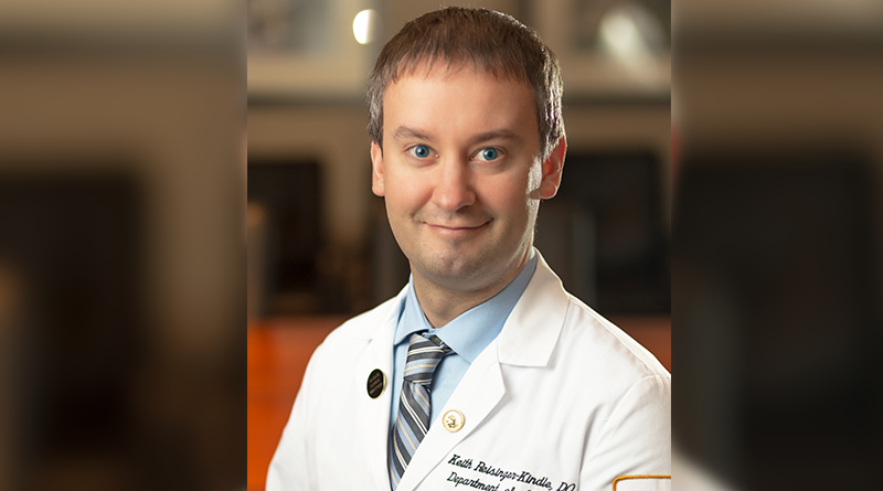 Wright State Physicians OBGYN clinician shares importance of social justice in medicine