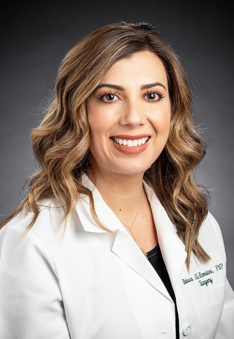 Rebecca Al-Hamdani